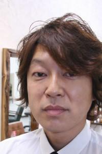 スタイリスト 岩田正人