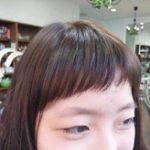前髪カット¥540!